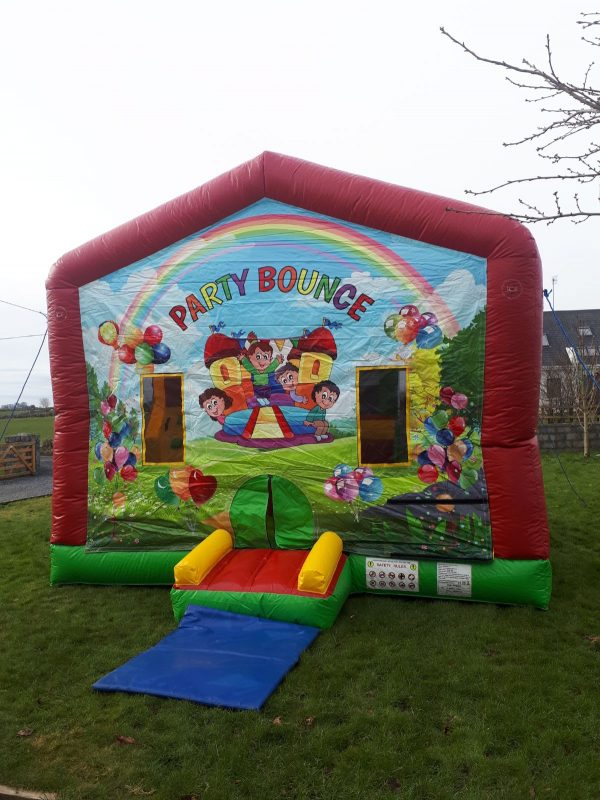 5 in 1 Large Activity Castle