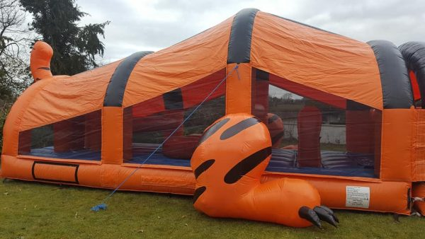 Tiger Obstacle Course